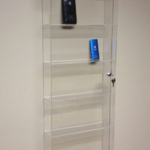 3812-Wall Mount Cell Phone and Ipod Holder For Phones and Cases